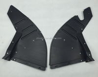 High quality and lower price 2015-2016 new auto pare parts lower spoiler for Chery A5 A21-3102151 & A21-3102152