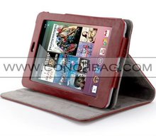 fashionable crazy horse leather case for Google Nexus 7