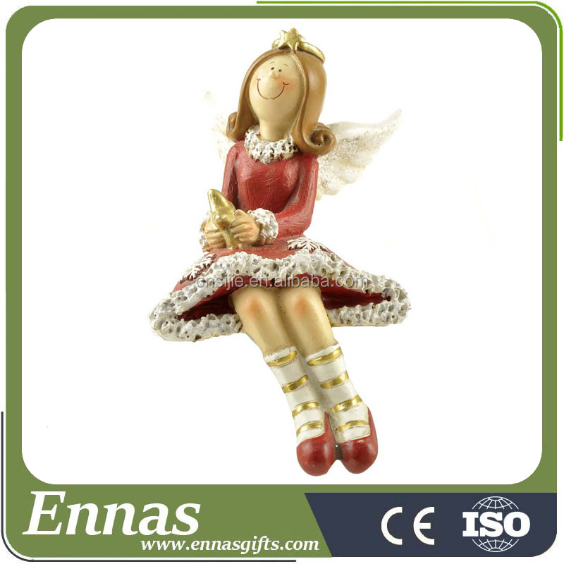 Polyresin christmas angel gifts ideas