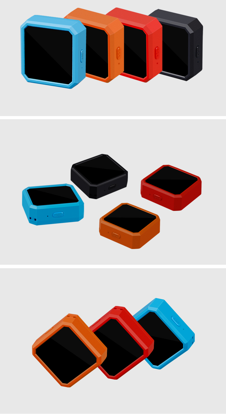 10 Colors Mini Personal GPS Tracker GX803 With New Featured GPS Tracking APP