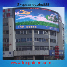 alibaba uae innovative advertising p10 led screen and outdoor stage truss design led screen
