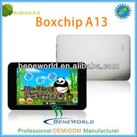5inch mini smart pc tablet with a13 chipset android 4.0