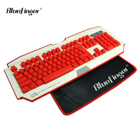Shenzhen Factory USB wired color raised keyboard feeling as Mechanical keyboard