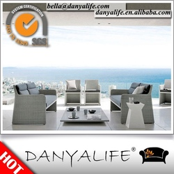 DYSF-JN31 Danyalife Deluxe Poly Rattan Aluminum All Weather Furniture