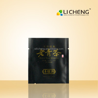 eco friendly packaging resealable plastic bags tea packing bag