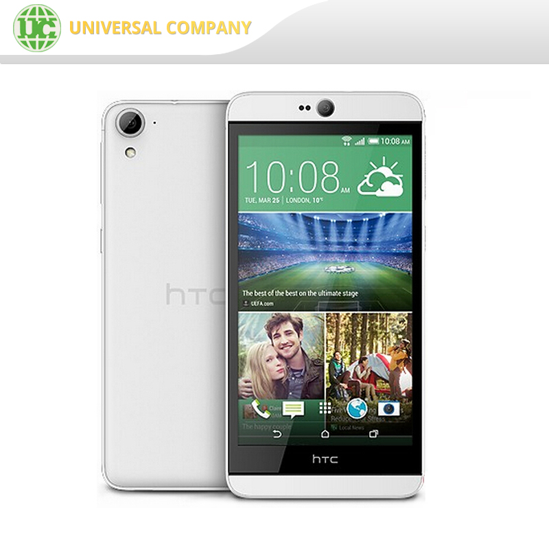 Original HTC Android 5.0 Cell Phone 16G ROM 5.5 Inch 2600 mAh Mobile Phone 4g smartphone