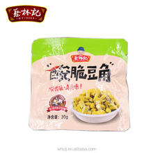 Hubei cabbage low calories specialties cowpea pickled