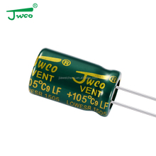 2200uF 10v 10x20mm aluminum electrolytic capacitor motor capacitor supplier