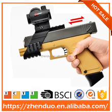 Zhenduo Antomatic Toy Gun Gel Ball Bullet Toy Guns Water Bullet Nerfie Carbine Pistol Toys for Children Cool Gifts