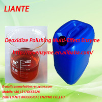 chemicals industrial products Multiple Effect Enzyme CP-70 for bio deoxidize polishing one bath