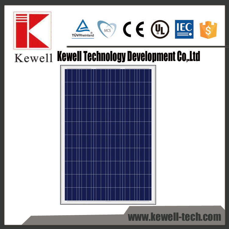 Solar module China manufacturer 250W multi crystal solar pv panel