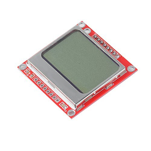 Blue backlight adapter 84 x 48 LCD Module board for Nokia 5110
