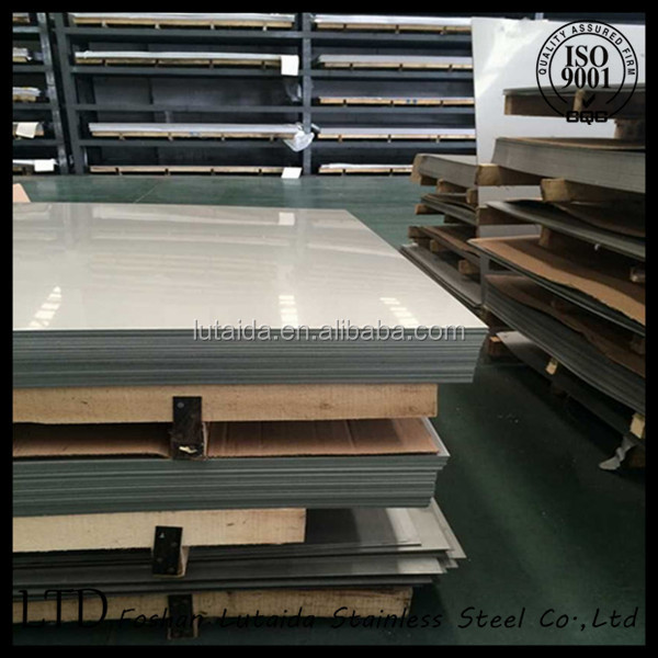 top quality Stainless Steel Metal Plate/Sheet grade 304