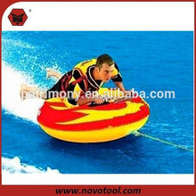 towable flying ray manta water sports tube