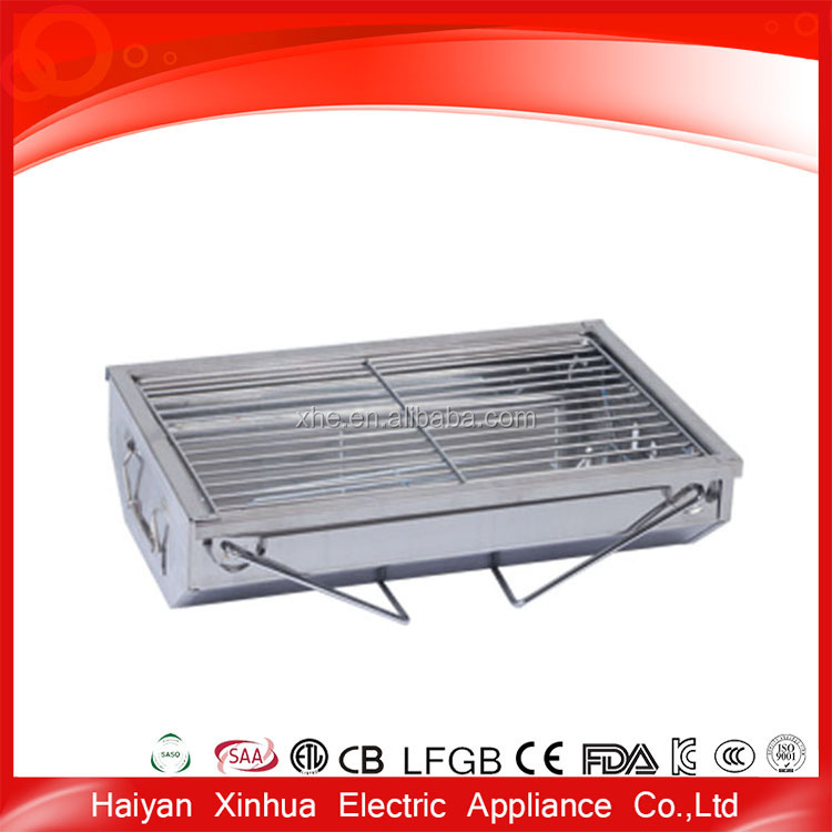Hot sell outdoor steel rotisserie bbq grill