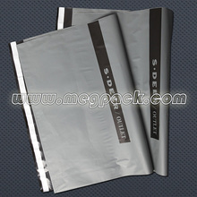 Wholesale self adhesive poly envelopes clear mailers plastic colorful mailing bags