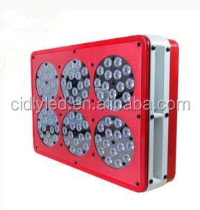 Cultivo Indoor greenhouse blue/red switchable 180w full spectrum led plant grow light panel