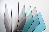 Polycarbonate sheet co-extruded sheet for roofing