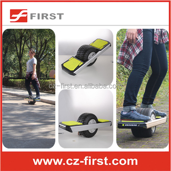 Free Shipping 10 inch Off Road One Wheel Surfing Electric Scooter TROTTER