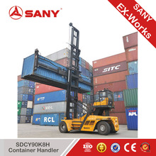 SANY SDCY90K8H 9 ton Loading Capacity Used Empty Container Handler for Sale with Dynamic Anti-rollover protection
