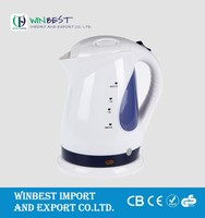 Large Capacity Plastic Electric Water Kettle