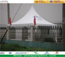 6x6m Chinese commercial outdoor waterproof gazebo