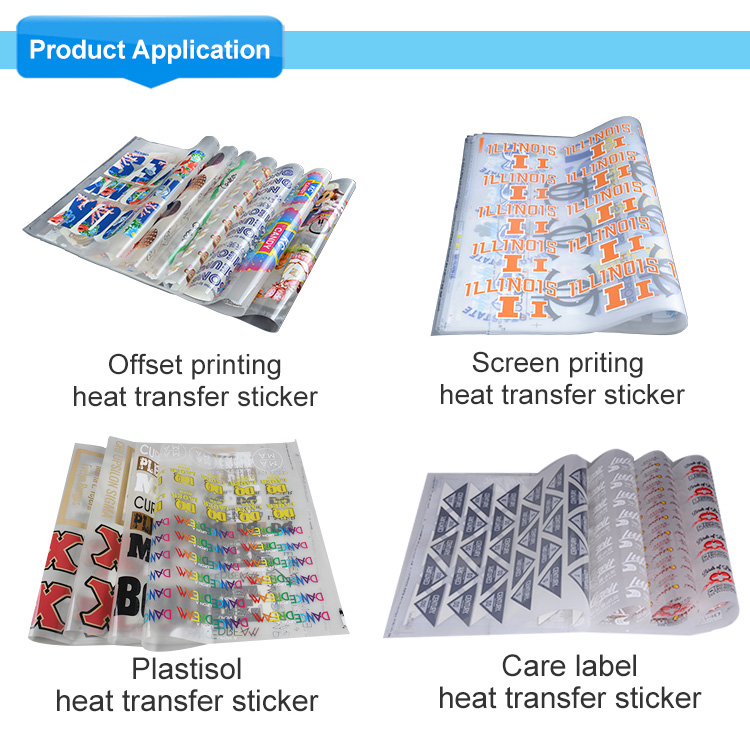 Kenteer PET release heat transfer film for screen printing