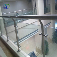 tempered laminated glass fence panels laminated glass sheet large size with PVB EVA SGP film window laminated glass sheet