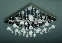 2013 modern hot sale rectangular ceiling lamp