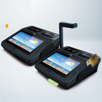 Jepower JP762A EMV Pos support NFC/3G/Wi-Fi/Mag card and IC Card