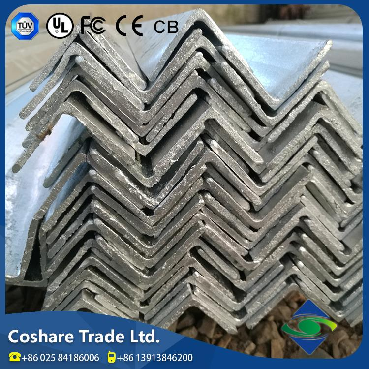 COSHARE Factory Price Trustworthy steel angle iron
