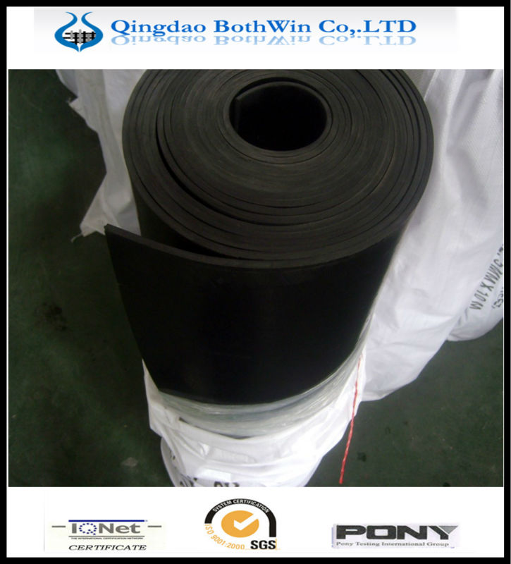 Neoprene rubber, rubber sheet manufacture