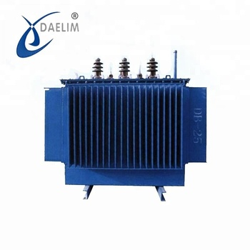 Factory direct supply 25kva 11kv to 415v electric power distribution transformer