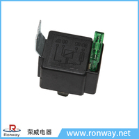 Ronway factory provide high quality 12V 30A 14VDC auto fuse relay