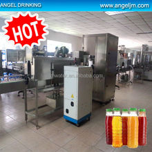 Filling Complete carbonated drinks making machine / carbonated beverage production line
