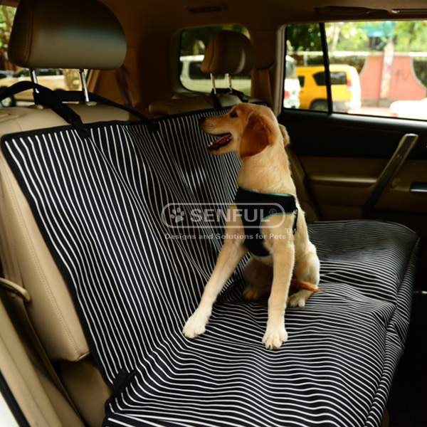 Dog car seat cover car booster seat