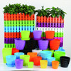 Plastic Garden Pot Planter Plastic Pot