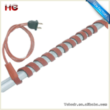 High Watts Flexible Silicone Rubber Strip Heater 12v 24v 110v 120v 220v 230v