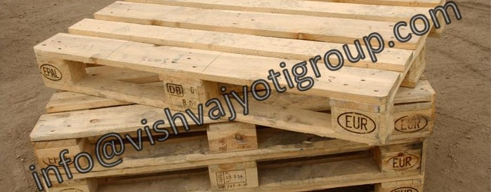 Used Pallets Euro Size