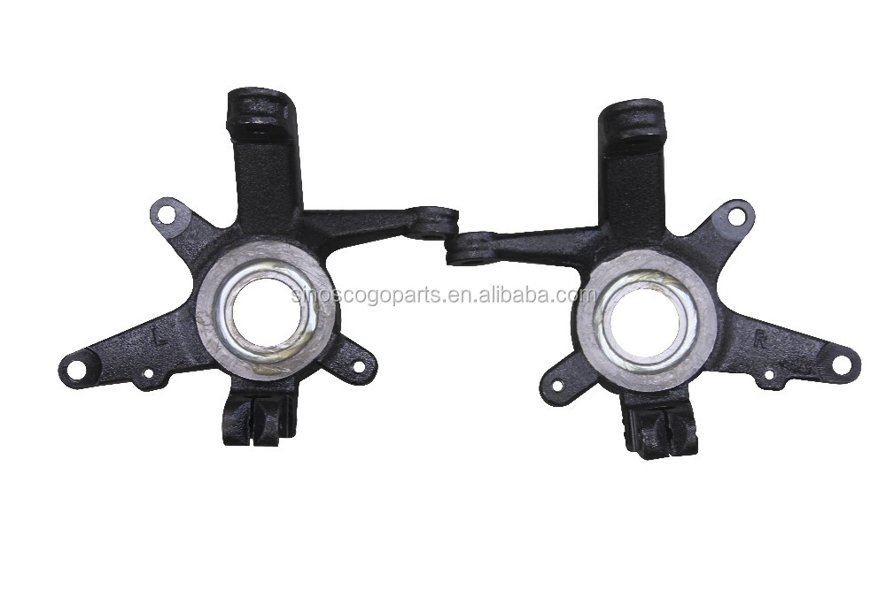 FRONT KNUCKLE FOR HS400ATV, HS700ATV, HISUN, STEERING KNUCLE ,ATV PARTS, QUAD PARTS, ATV SPARE PARTS, JUNAN.