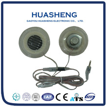 Export products list vibration speaker import from china