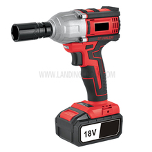 Brushless Cordless Electric Impact Wrench 18 V, Cordless Hammer Drill, Impact Drill