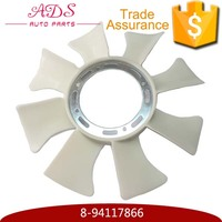 China factory 8 Leafs Auto Fan Blade For 4JG2/2JB1 OEM:8-94117866