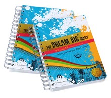 School exercise book with recycle paper /school note book