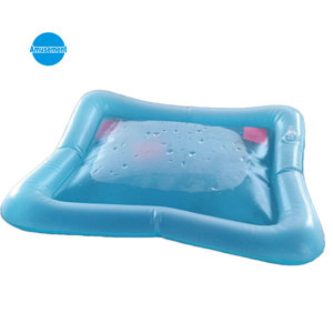 Hot selling baby customizing tummy time water play mat