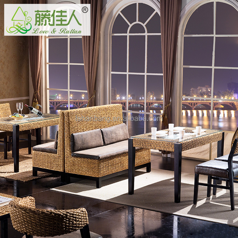 Best Selling Customerized High Back Restaurant Cafe Dining Booth Sofa