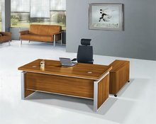 2014 executive table solid wood boss desk office furniture good quality office furniture HJ-9689