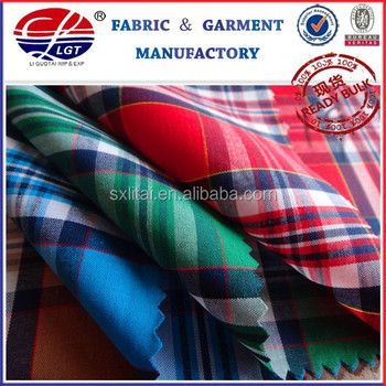 cheap 100 cotton fabric prices, men woven shirt textile,african fabric wholesale