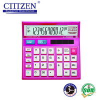 solar battery desktop scientific 12 digits calculator CT-512