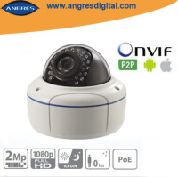 2.0MP Network Camera Onvif standard IR Waterproof 1080P IP Camera